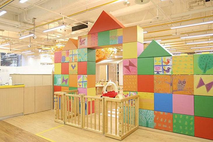 台北-信誼小太陽親子館