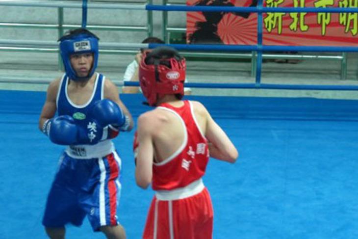 一起夢想-隆恩埔峽美拳擊隊專案