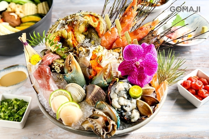 竹苑shabu高級鍋物