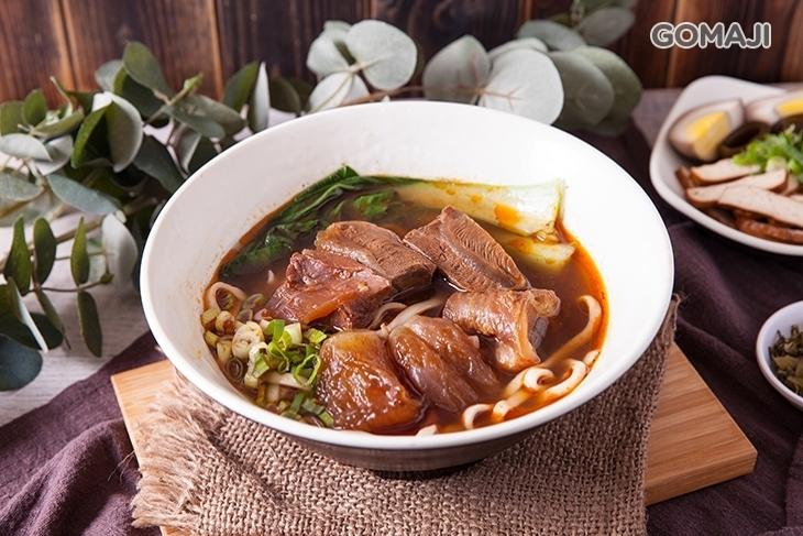 大京家傳牛肉麵