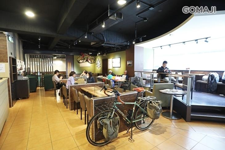 旅行咖啡館