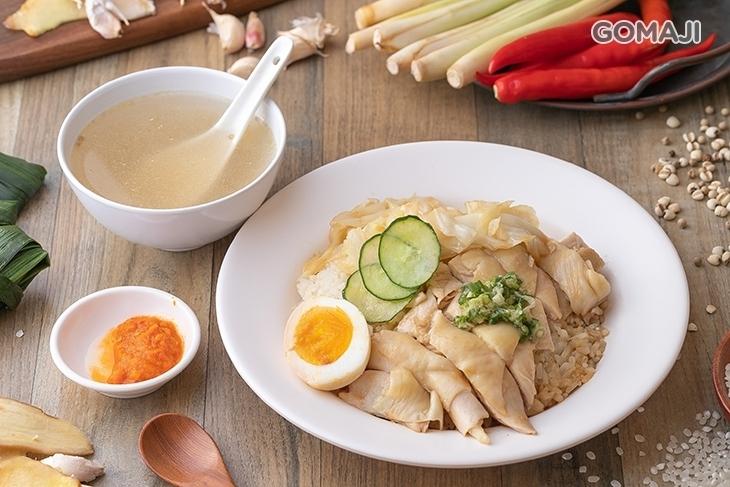 文文海南雞飯(林口店)