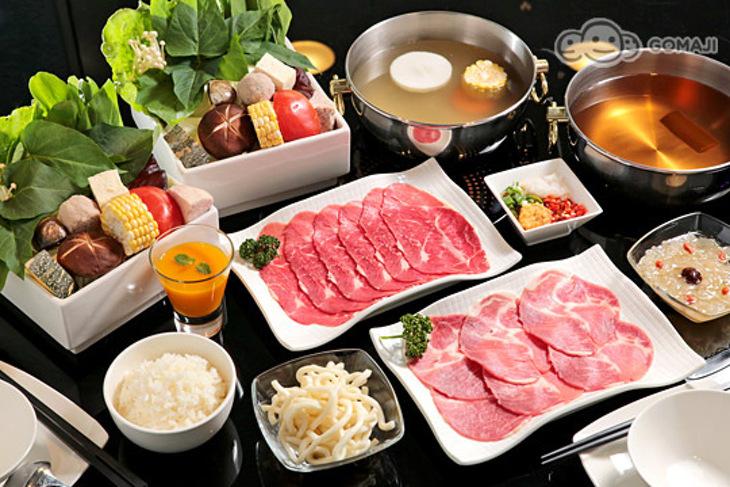 SHABU LOUNGE  浪奇時尚鍋物