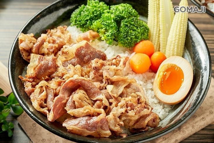 龍裕日式丼飯拉麵