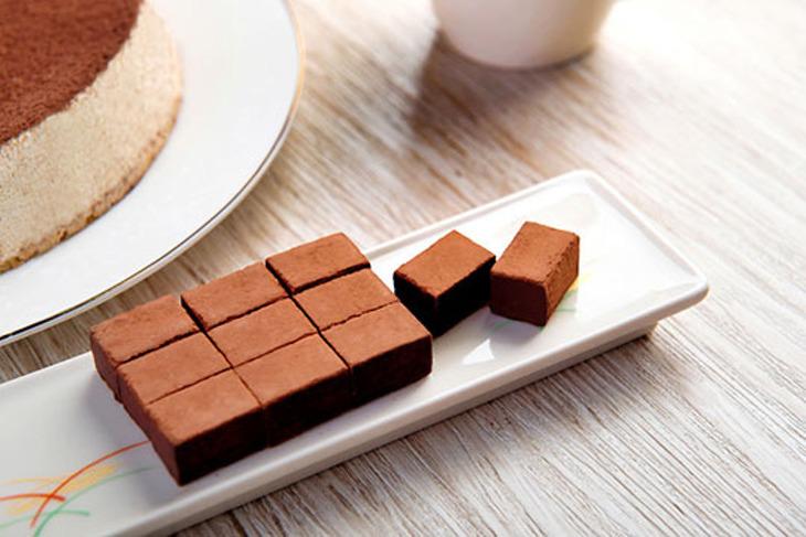 【巧克力雲莊】3A生巧克力