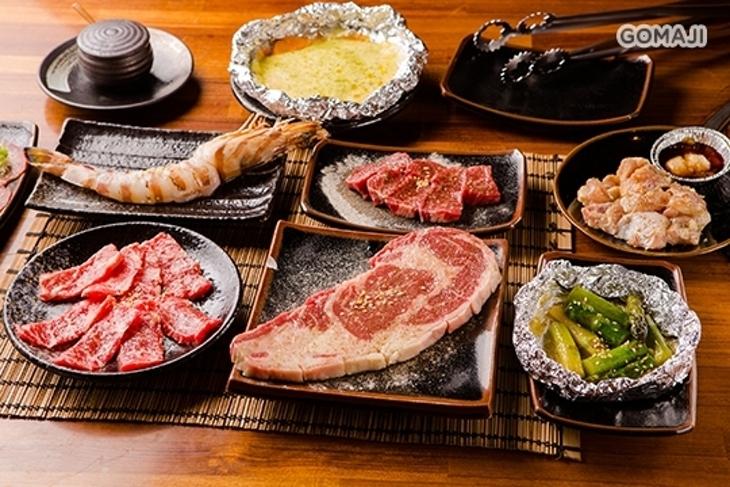 長月燒肉-炭火料理酒亭(中美店)