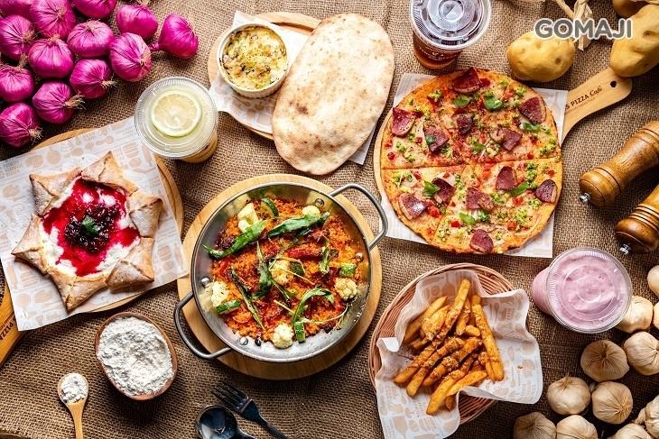堤諾義式比薩Tino's Pizza(河堤店)