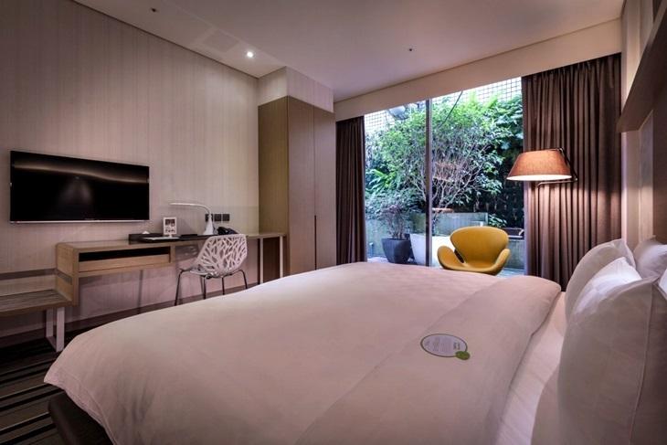 台北信義區-思泊客飯店