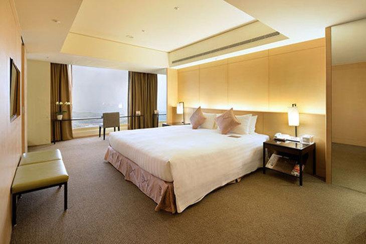 台中-清新溫泉度假飯店