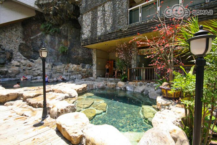 谷關-龍谷觀光飯店