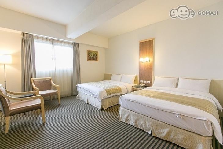 花蓮-碧海藍天飯店