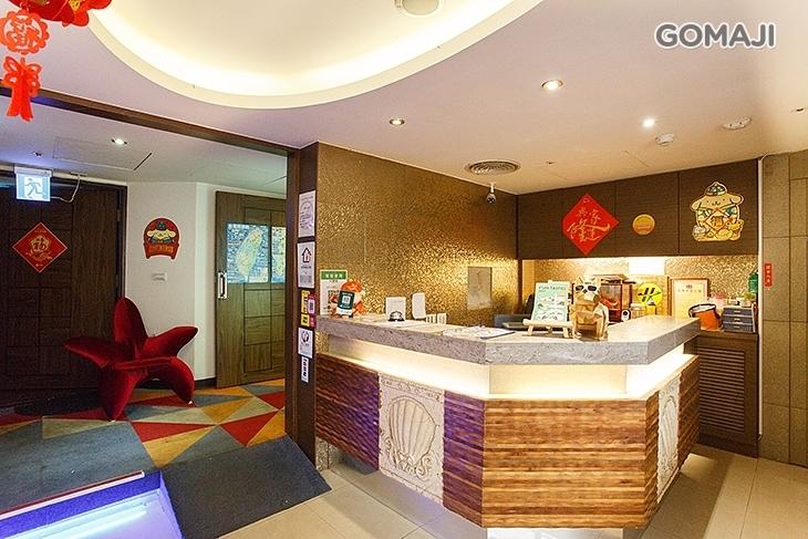 台北小王子甜蜜旅店