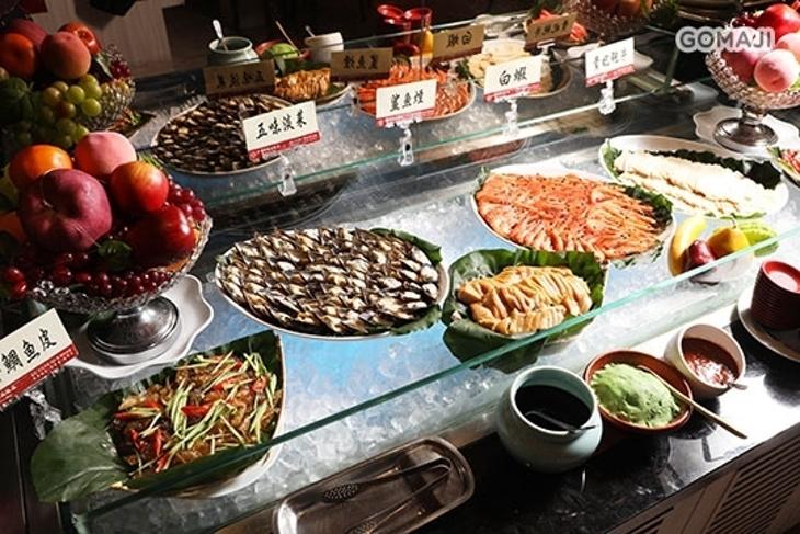 幸福讚精品飯店-幸福百匯自助餐廳
