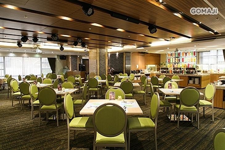 福容大飯店 台北一館-田園咖啡廳