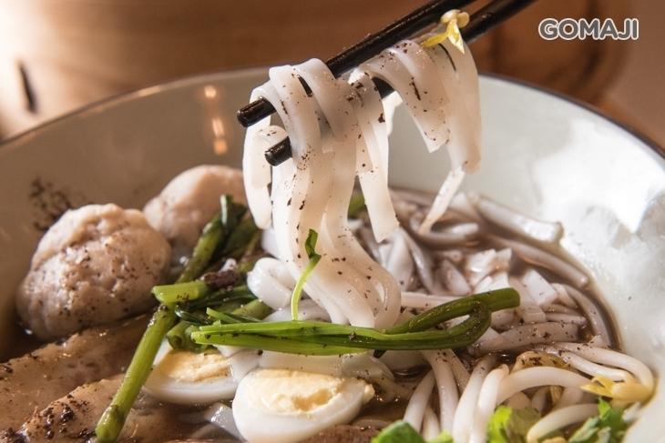 一口麵Yi kou boat noodle