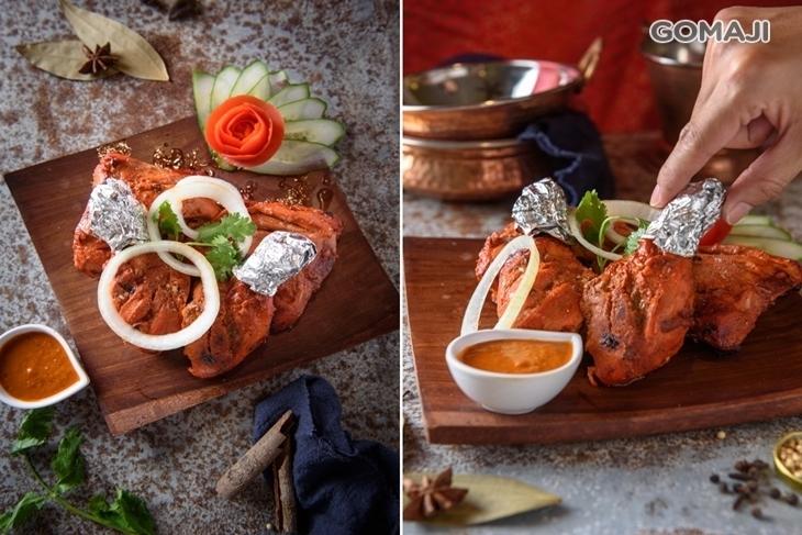 主廚帽印度餐廳