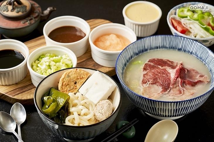 石膳日本石器料理