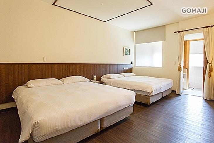 桃園-東森山林渡假酒店