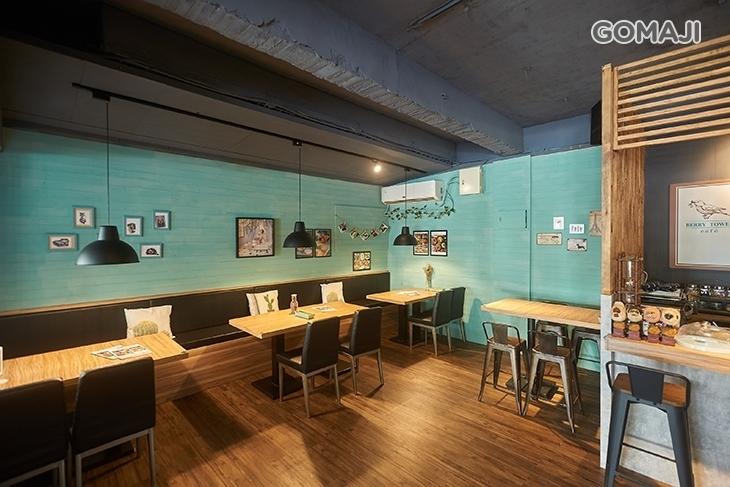 莓塔咖啡館(新崛江店)