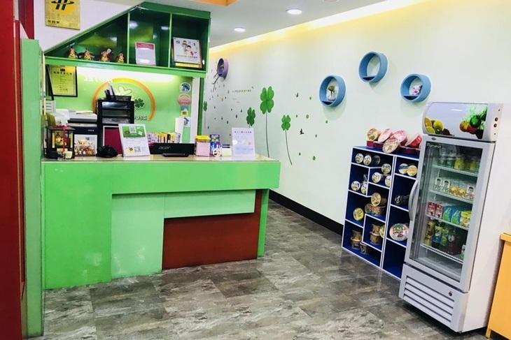 桃園中壢-幸運草時尚旅店