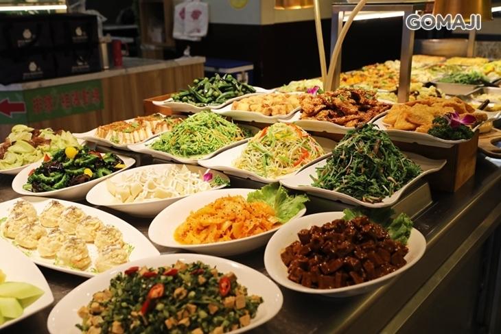 珍匯健康蔬食全自助餐(永和店)