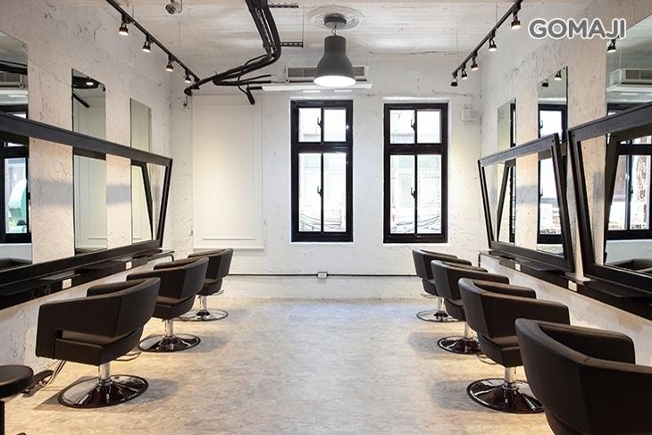 CL Hair Salon 形象店