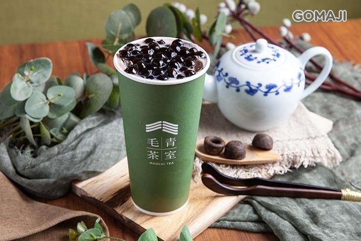 毛青茶室Maochi tea