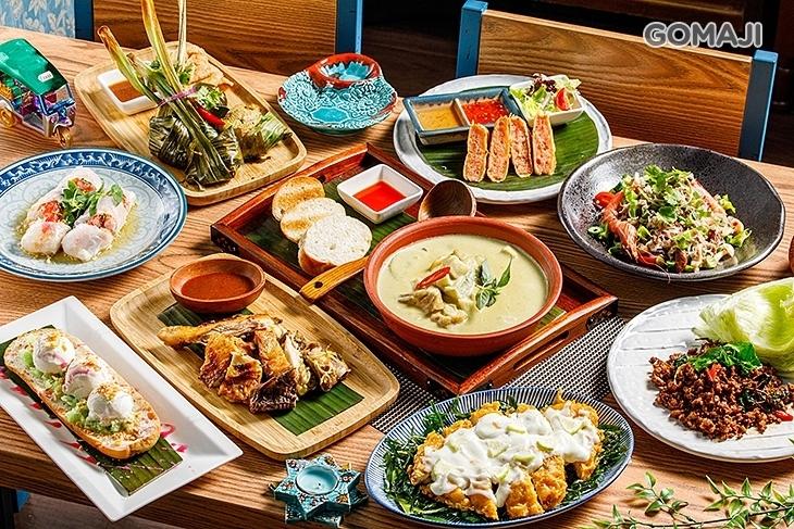 Nahm-水泰式餐廳