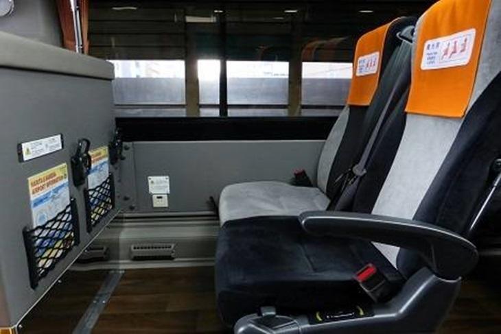 日本-東京利木津巴士車票