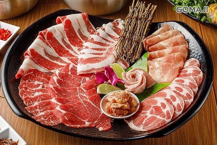 糖朝-皇上吉饗 燒肉、鍋物、音樂吧