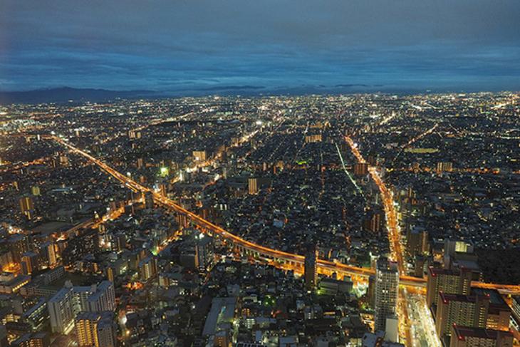 日本-大阪阿倍野 HARUKAS 觀景台(兌換券)