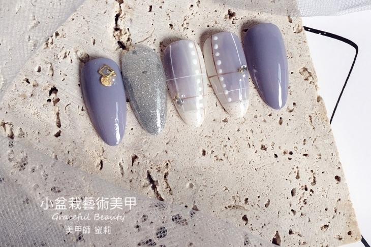 小盆栽藝術美甲-1