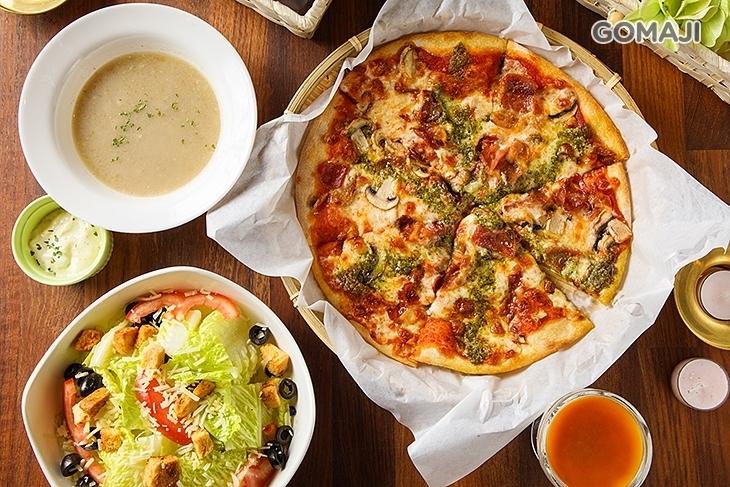 MJ's Pizza Bar瑪莉珍(台大店 Taida)