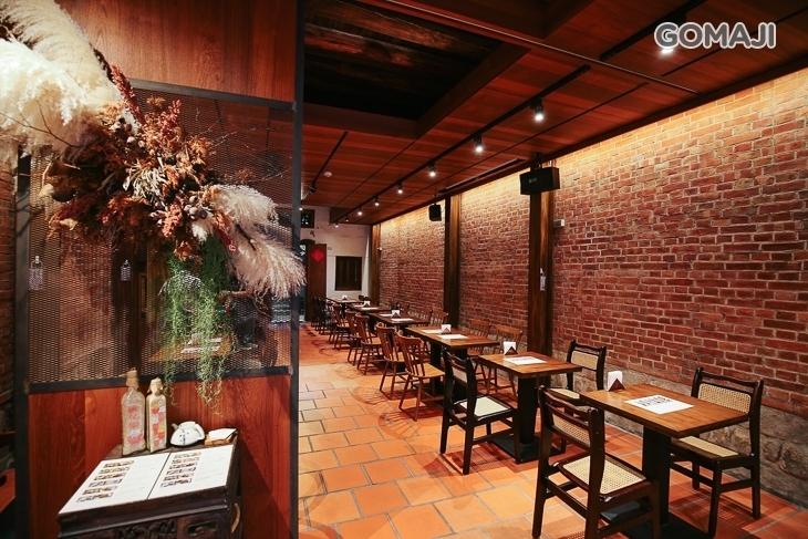 稻舍老屋餐廳-大稻埕迪化街