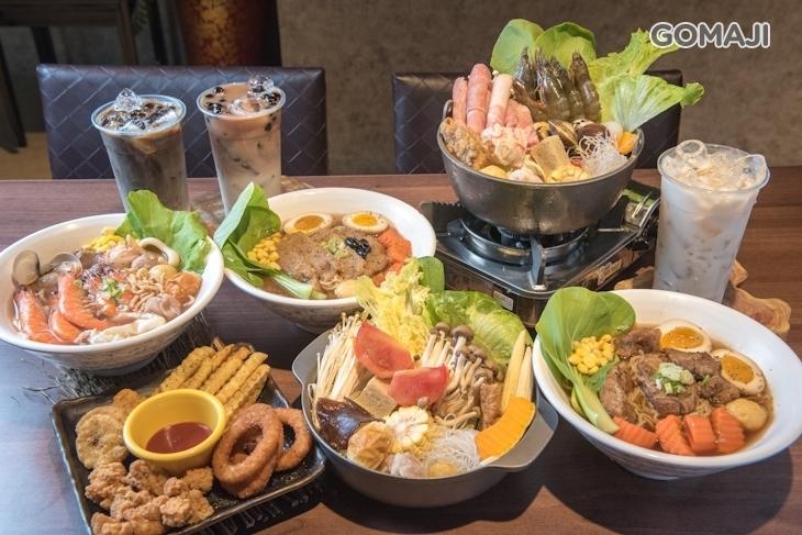 搽趣複合式茶飲館(新化店)