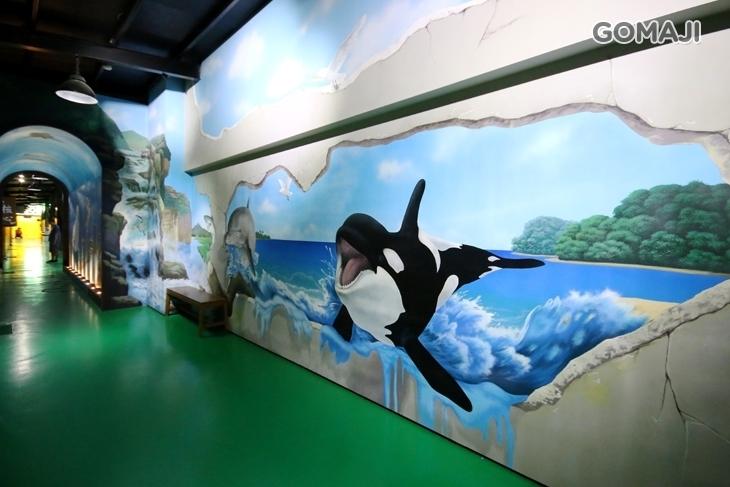 朝露魚舖觀光工廠-朝露食堂