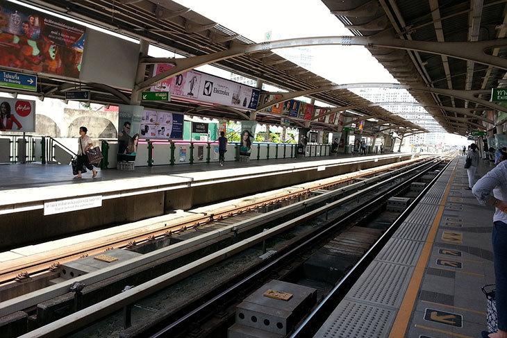 泰國-曼谷BTS一日通票