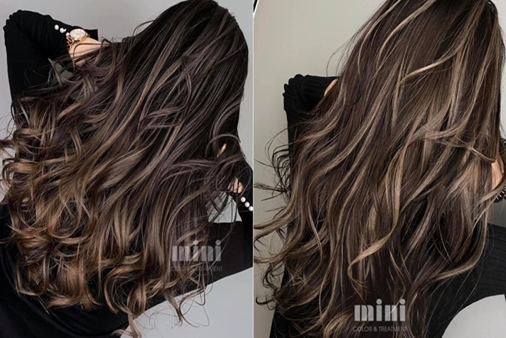 MINI hair  Color & Treatment