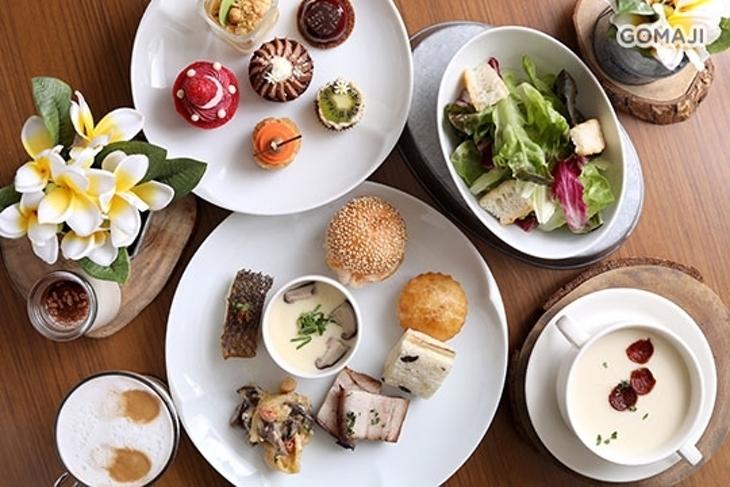 台北君悅酒店-鋼琴茶苑