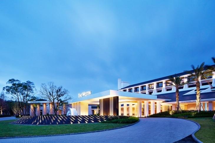 桃園大溪笠復威斯汀度假酒店-大廳酒廊