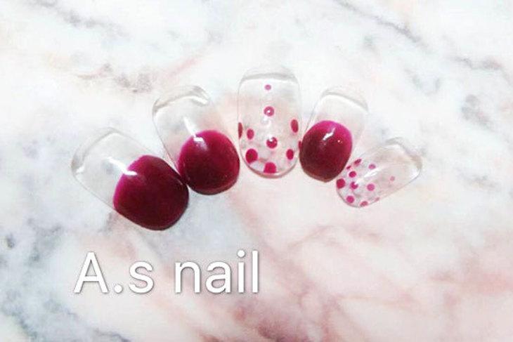A.S nail美甲工作室