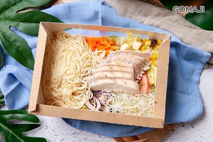 食峰義麵沙拉