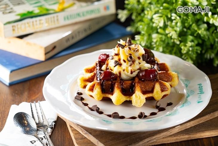 Poppy Waffle (興大店)