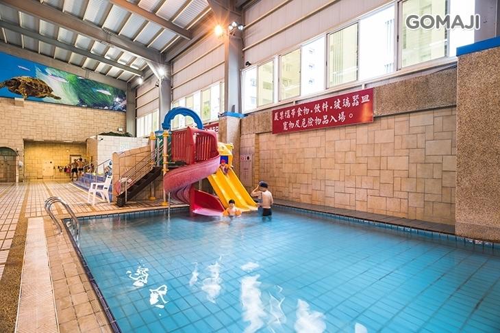 大地游泳潛水俱樂部