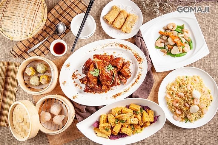 譽龍軒 港式美味小館