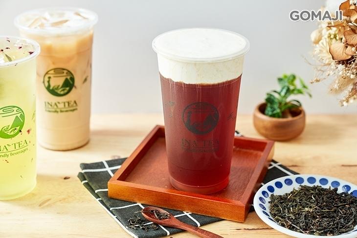 ina 飲拿創茶(台北大安店)