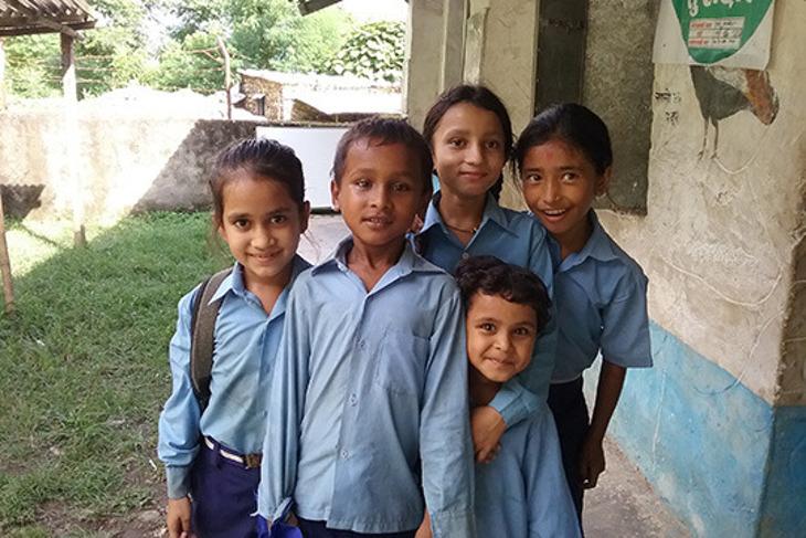 一起夢想-尼泊爾希望教室建築專案