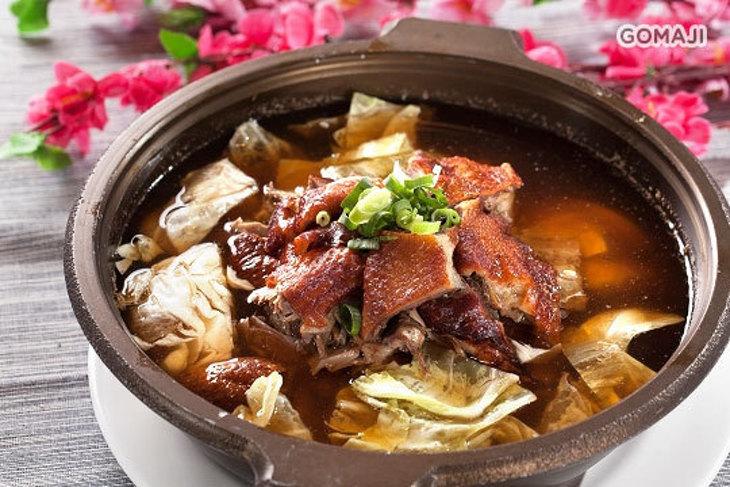 鳳凰德陽川泉旅-奇立丹餐廳