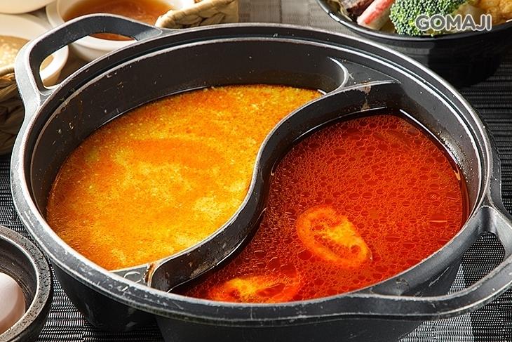 五麥壽喜燒.鍋物