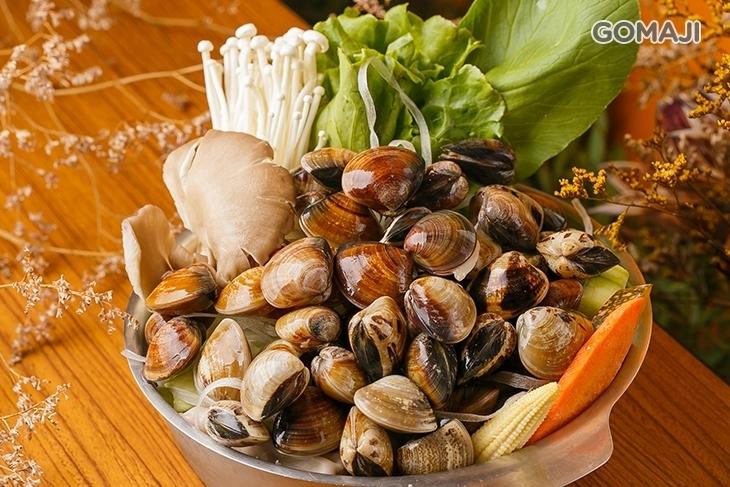 一鍋賞 新鮮蔬果甘蔗鍋